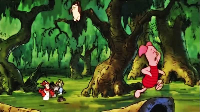 09 Призовой поросёнок Настоящие друзья ♥ Приключения Винни Пуха 2 сезон Мультики для детей cartoons