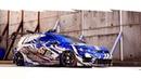 VW GOLF R MK7 - Wrap design