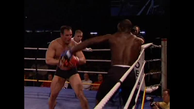 Joop kasteel vs cheick congo 2004 rings holland
