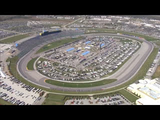 Chopper Camera - Kansas - Round 32 - 2019 Monster Energy NASCAR Cup Series