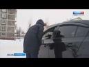 В морозы кемеровские таксисты резко взвинтили цены