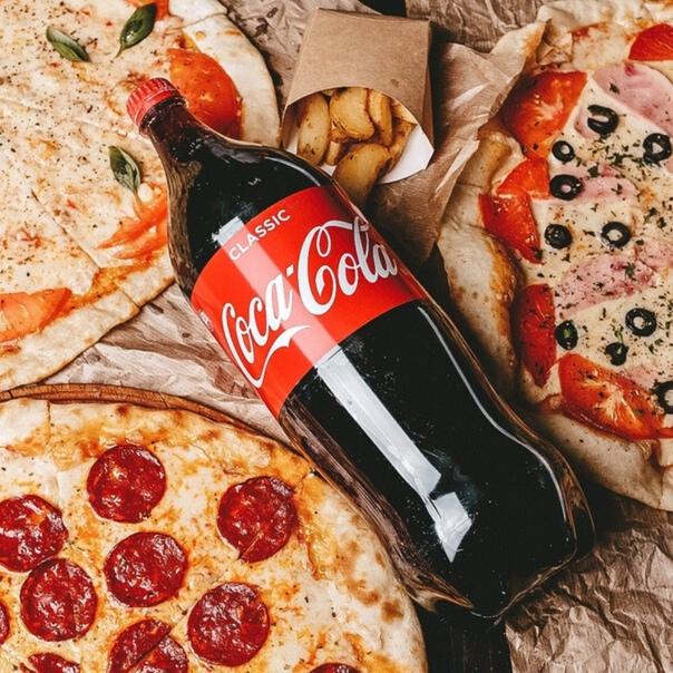 оформления помещений картинки пицца и кола прикольные некоторых