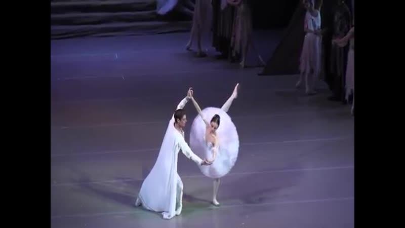 Шкляров Владимир, Ширинкина Мария. Раймонда (1-й акт)