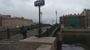 Другой Питер. Река Фонтанка. Египетский мост