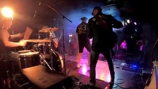 S/D (Secret Diary) Gorod club Live 2019 Drum cam (Sergey Kostrigin)
