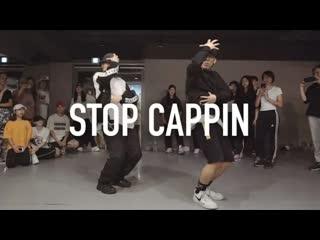 1million dance studio blueface stop cappin ⁄ koosung x jinwoo choreography