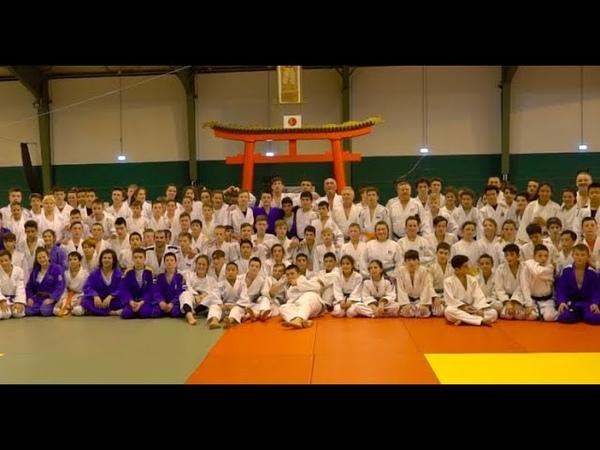 10 tournoi international JUDO minimes. Saint-Cyprien. France. 2019