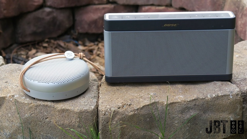 BO Play A1 vs Bose Soundlink III