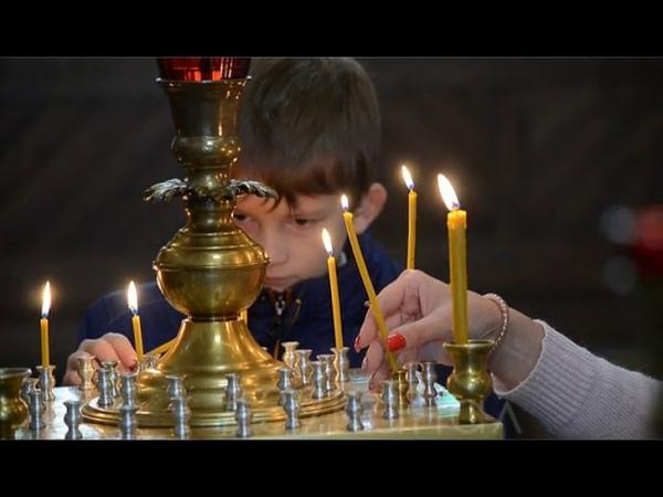 В Анапе православные отметили праздник Покрова Пресвятой Богородицы
