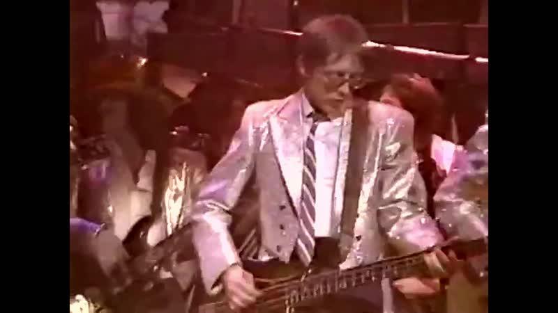 Lucille w Robert Plant JPJ and John Bonham plus many more 1979 Rockestra