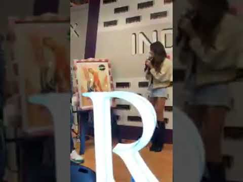 Tini Stoessel | Riplay Index Event in Lima