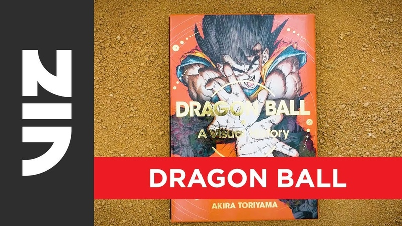 Dragon Ball: A Visual History | First Look | VIZ