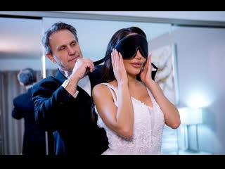 Brazzers sex порно blindfolded bride lela star keiran lee