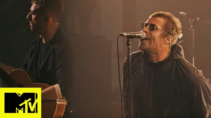 MTV Unplugged Liam Gallagher