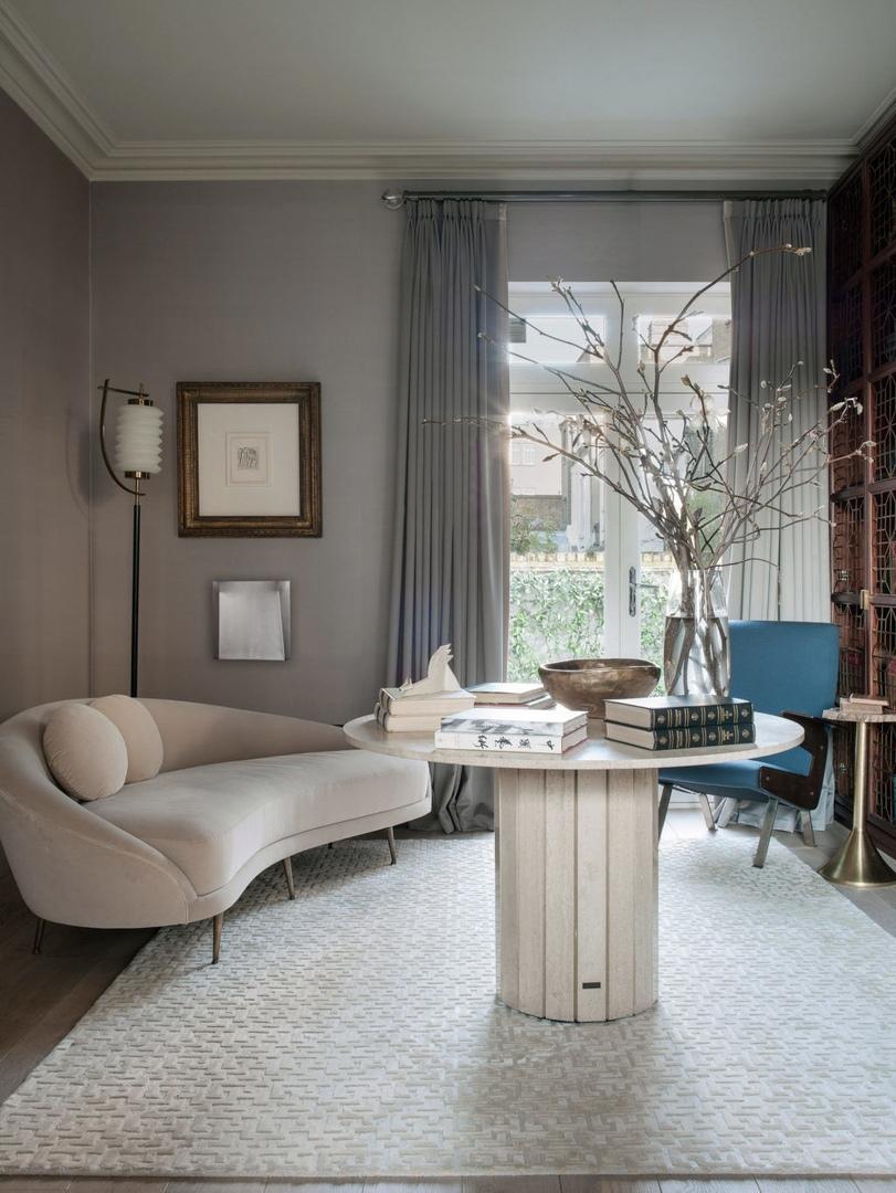 Дом по проекту Ираклия Зарии в Лондоне