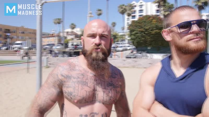 Strongest Prisoner Great Story of Chris Tatted Strength Luera Muscle Madness