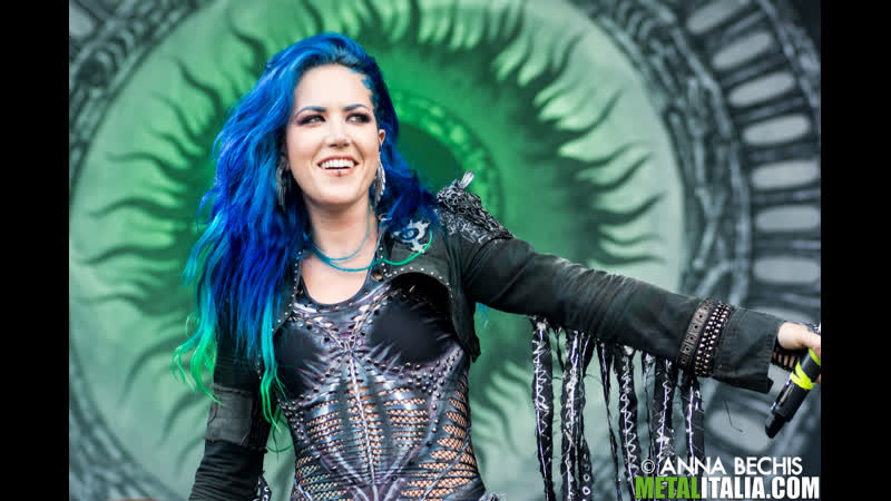 Arch Enemy Швеция Yesterday Is Dead And Gone Live