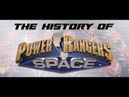 Power Rangers in Space Part 1 History of Power Rangers