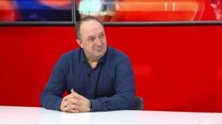 Евгений Ерахтин в программе Анзора Сабанова на ТВ-Абакан