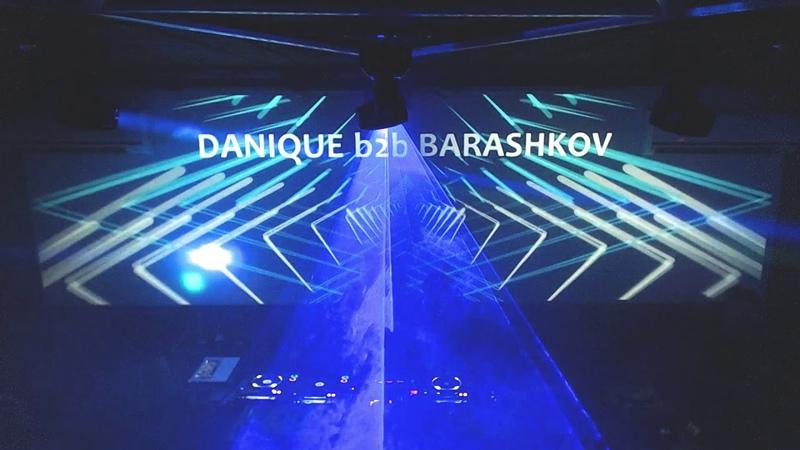 BUDDHA ROOM - DJ Danique b2b DJ Barashkov Buddha Nights 13.09.2019