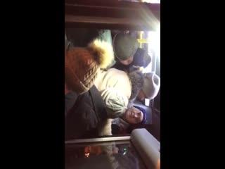 Житель Уфы снял на видео последствия отмены двух маршрутов
