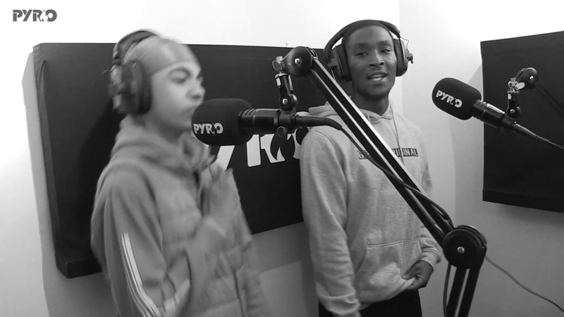 DJ Jedah With Bruza T.Roadz - PyroRadio
