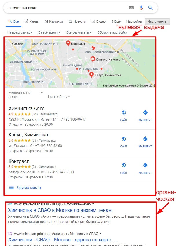 Из онлайн-пользователя в реального покупателя: три составляющие локального SEO, изображение №4