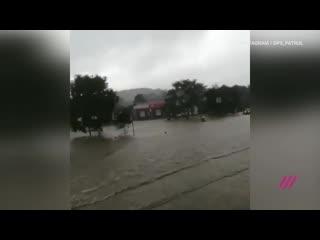 В Приморье ввели режим чрезвычайной ситуации из-за подтоплений