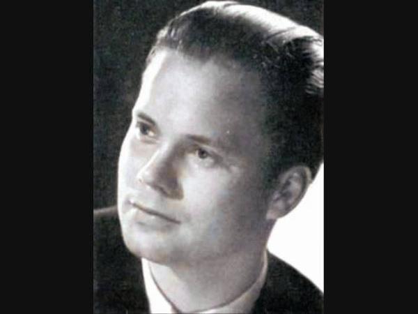 Dietrich Fischer-Dieskau Wehe, so willst du mich wieder... Brahms