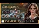 The Lord of the Rings Adventure Card Game Геймплейный трейлер