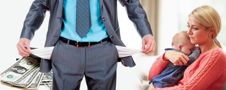 Жителей КЧР приговорили к исправительным работам за неуплату алиментов