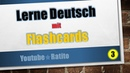 3 Lerne Deutsch mit Flashcards