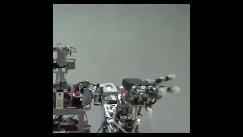 Южнокорейский робот