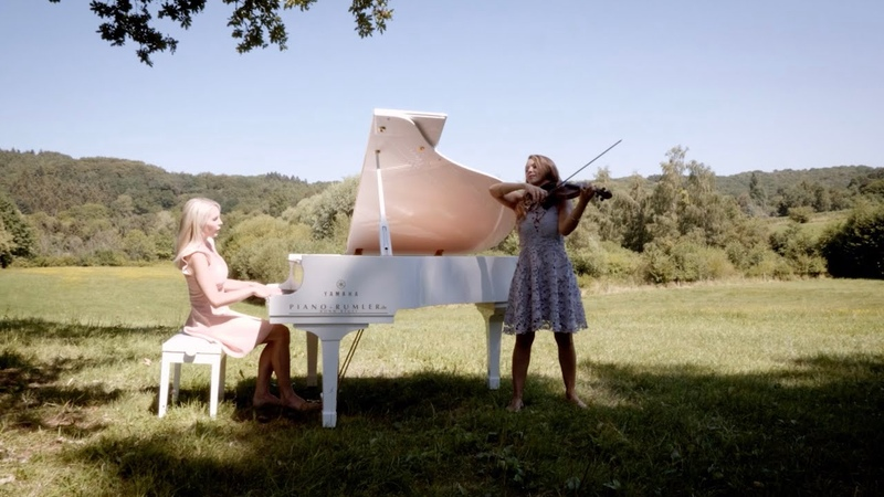 A Thousand Years Instrumental Violin Piano   Pure Acoustic - Sophie Moser Katja Huhn