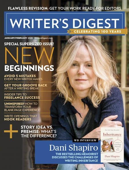 Writer's Digest - 01.02 2020
