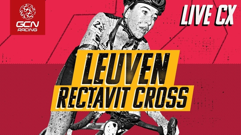 RACE REPLAY: GP Leuven 2020 Rectavit Series Elite Men's Women's Races | CX On GCN Racing