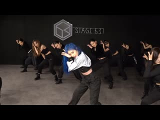지연(jiyeon)take a hike dance practice