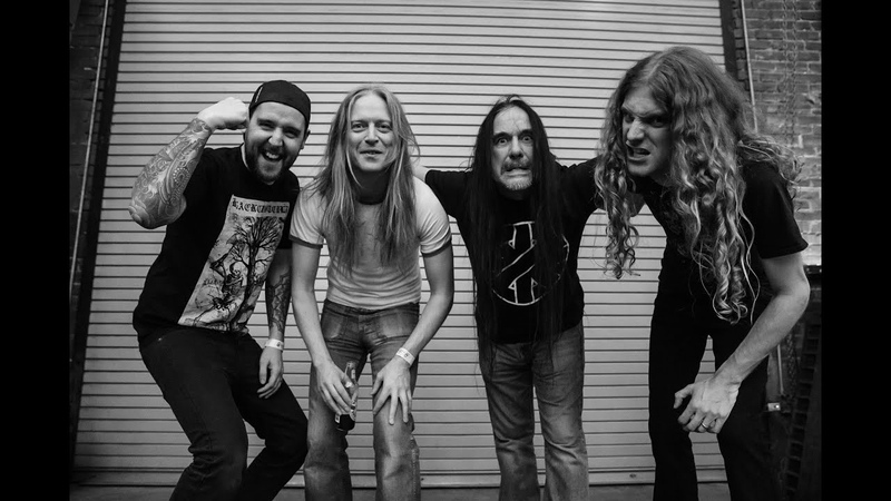 Bill Steer from Carcass talks Download Festival new album 'Torn Arteries' and more