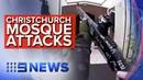 Christchurch shootings Extensive coverage from the Nine newsroom Nine News Australia