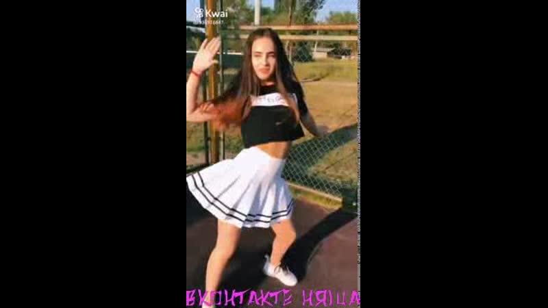 №23 Сасная школьница студентка танцует тик ток малолетки tik tok домашнее любительское periscope webm teen юная тверк