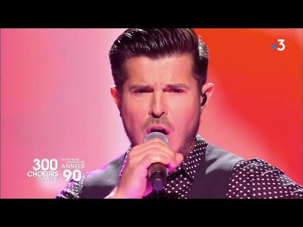 Vincent Niclo : « MI AMOR (LIBERTANGO) » émission « 300 Chœurs chantent les années 90 »(18/05/2018)
