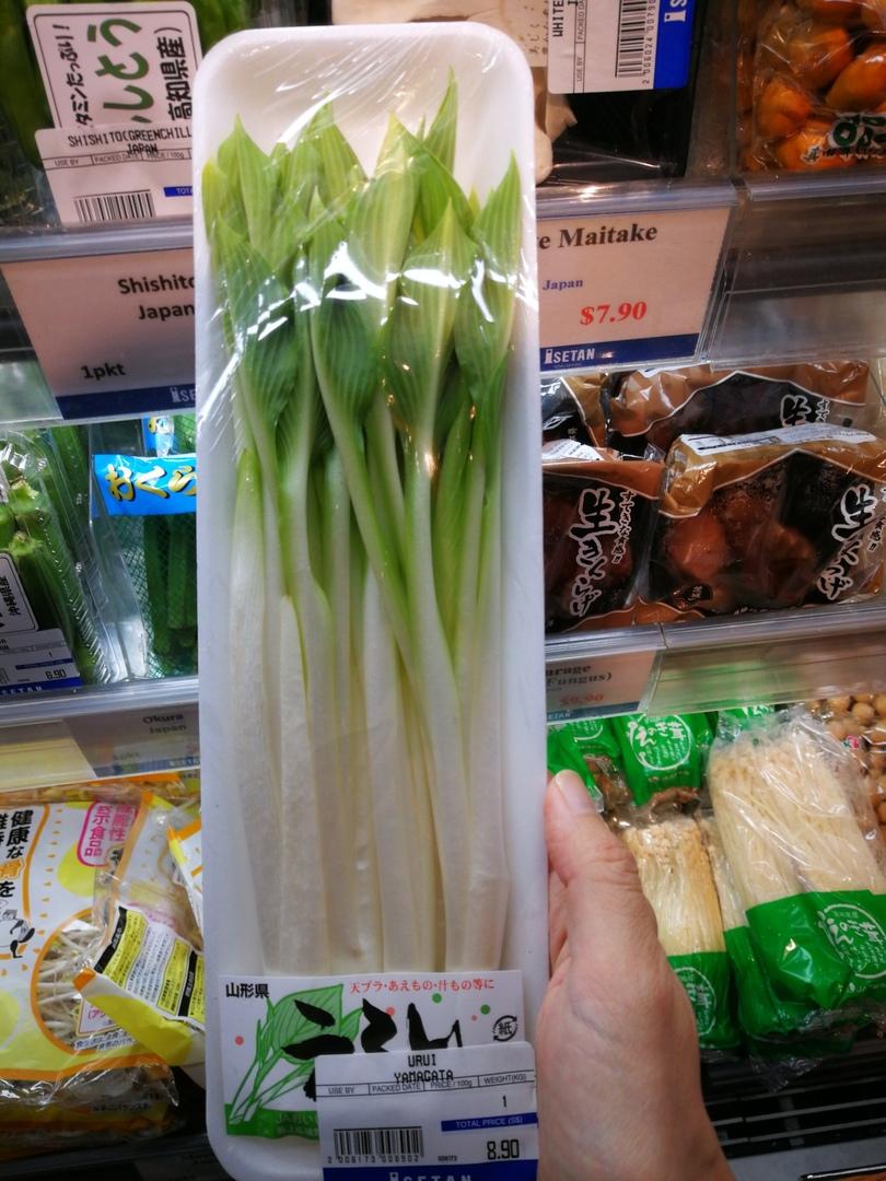 В супермаркете Сингапура