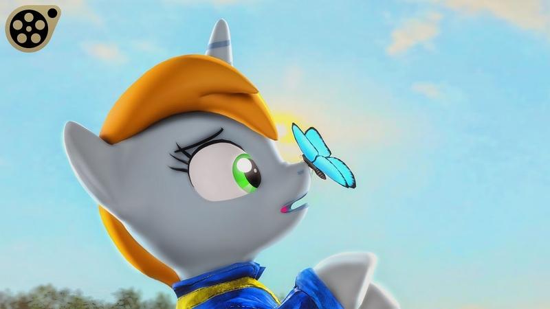 SFM Crayon Little pip Fallout Equestria