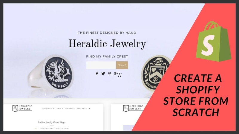 How to create a profitable Shopify eCommerce Store from scratch for beginners 2020 Introduction