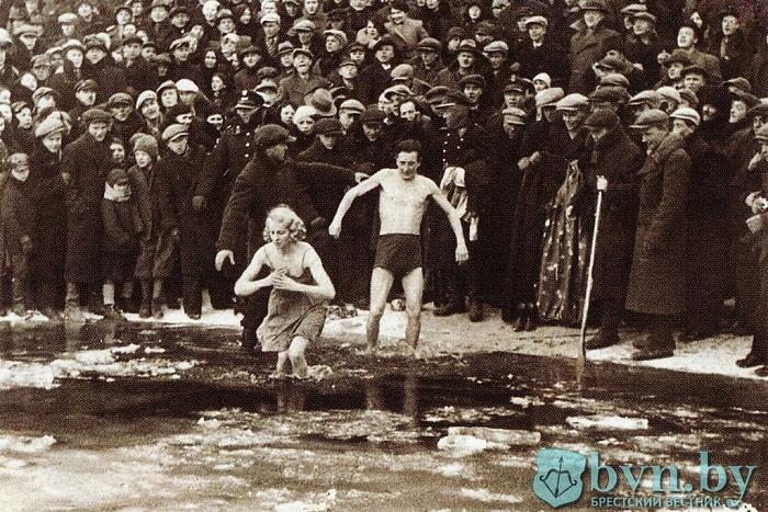Как праздновали Крещение в довоенном Бресте