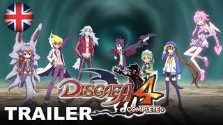 Disgaea 4 Complete+ - E3 Announcement Trailer (Nintendo Switch, PS4) (EU - English)