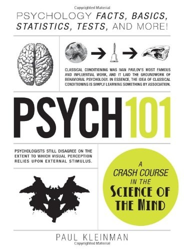 Paul Kleinman] Psych 101  Psychology Facts, Basic
