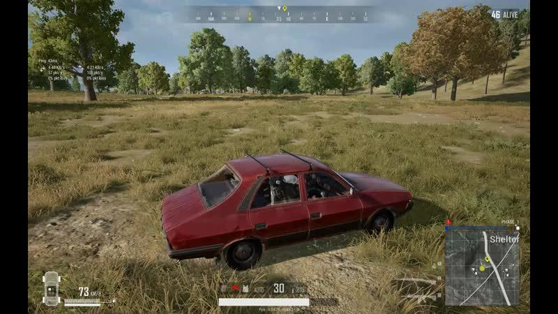 Vehicle 2 kar98k