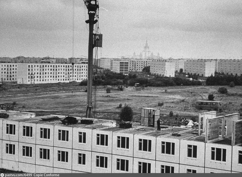 Жилье в СССР, изображение №8