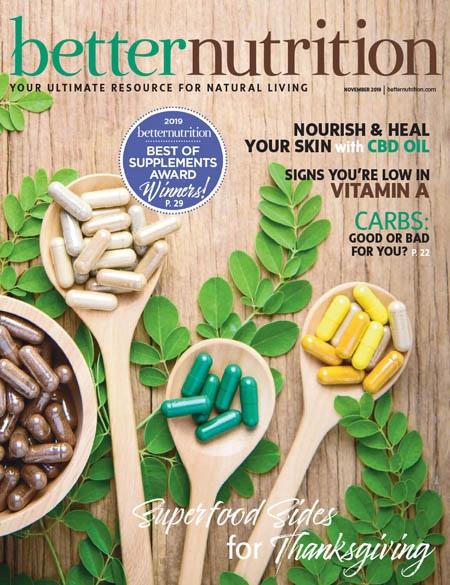 Better Nutrition - November 2019